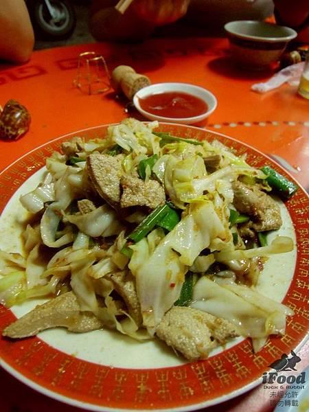 11_豬肝高麗菜
