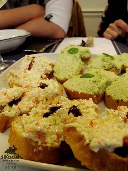 04_蟹肉沙拉與青豆沙拉-2