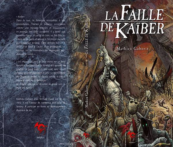 [小說] La Faille de Kaiber