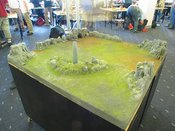 漂亮的遊戲桌片製作成品
