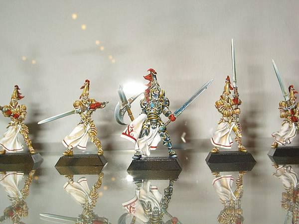 Alahan的Royal Guards