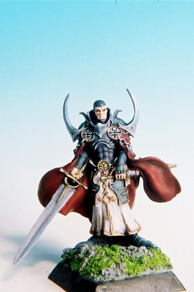 Arkhos, Templar Commander (艾寇司,聖殿武士指揮官)
