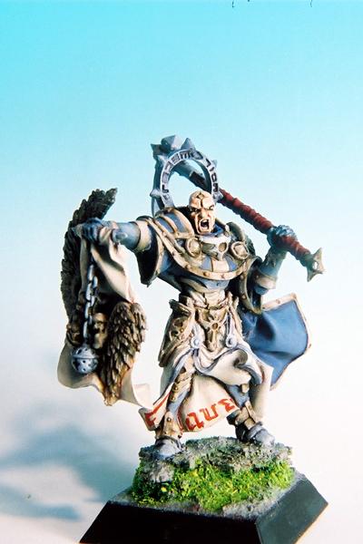 Sered, Templar Commander (瑟瑞德, 聖殿武士團長)