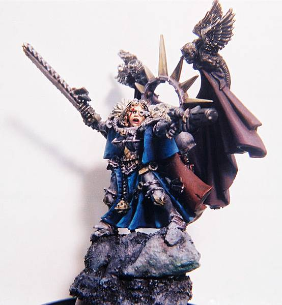 Sisters of Battle Canoness (尚未完工)