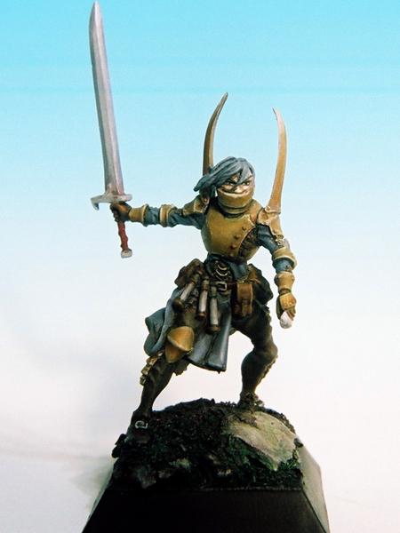 Knight Tmeplar of HOD (霍德分會聖殿武士騎士)