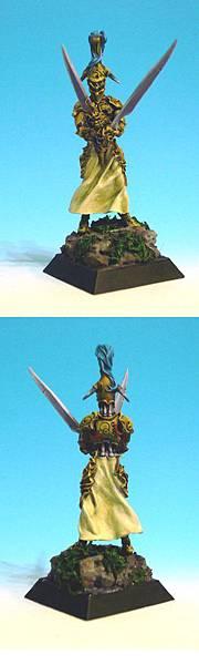 Construct Warrior (機甲戰士)