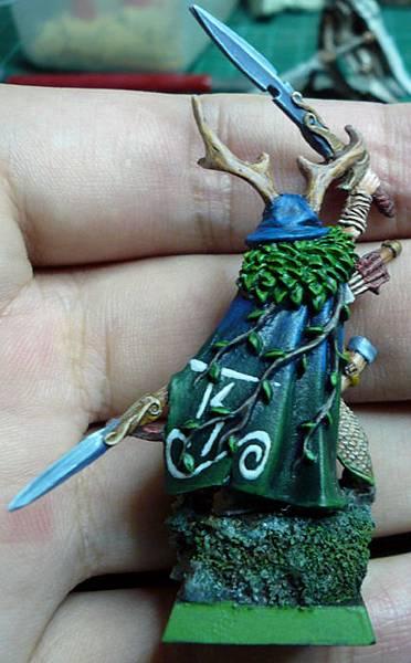 Wood Elven Noble