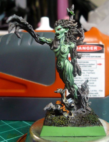 Drycha the Dryad