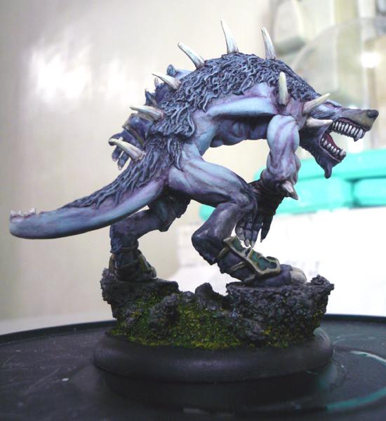 異變魔狼 (Warpwolf)
