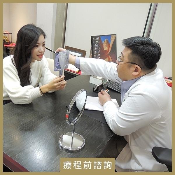 眼袋手術諮詢