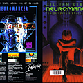 Neuromancer Game_Comic