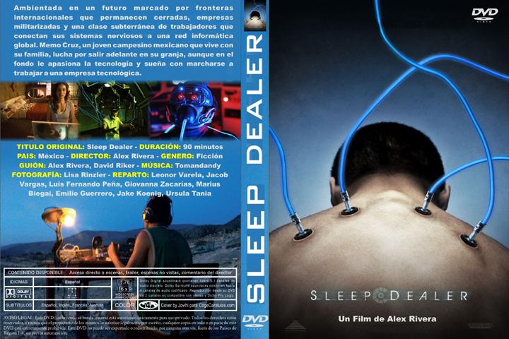 Sleep Dealer - Region 4 - dvd_por jovihi
