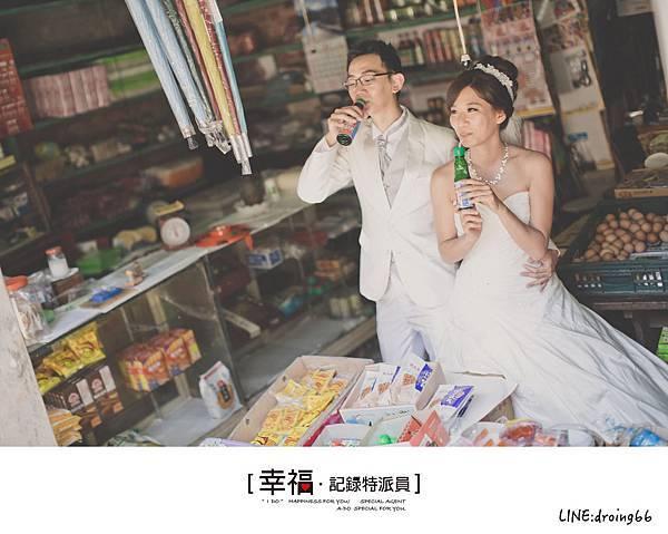 自助婚紗 韓風婚紗