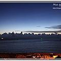 夜晚的西子灣