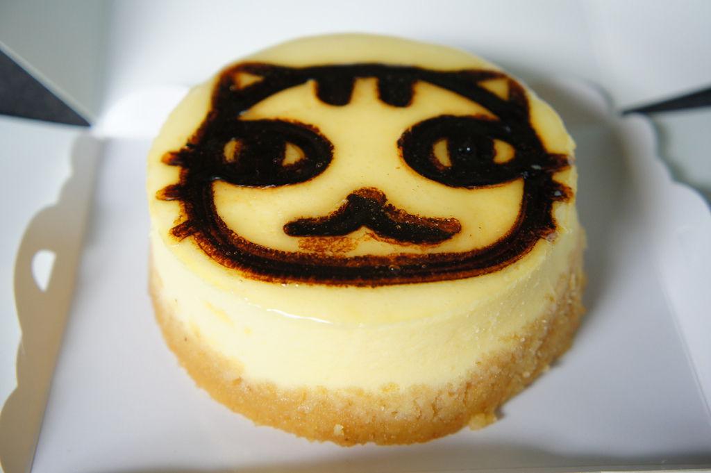 貓咪起司蛋糕