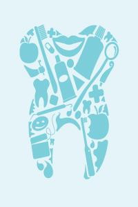 牙醫、牙醫助理、牙科護士類名片樣版