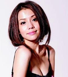 素有小徐若瑄之稱的李毓芬:有高科技美容術,斑點不用怕。(設計對白)