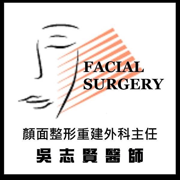 LOGO - Facial surgery - 顏面整形重建外科主任 - 吳志賢醫師