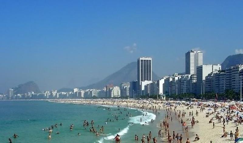 2016-05-11 巴西_里約_Copacabana beach