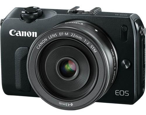 Canon無反光鏡單眼EOS-M