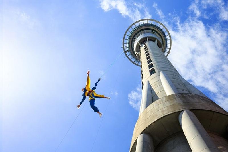 Auckland 奧克蘭- 天空塔 sky jump 極限體驗.jpg