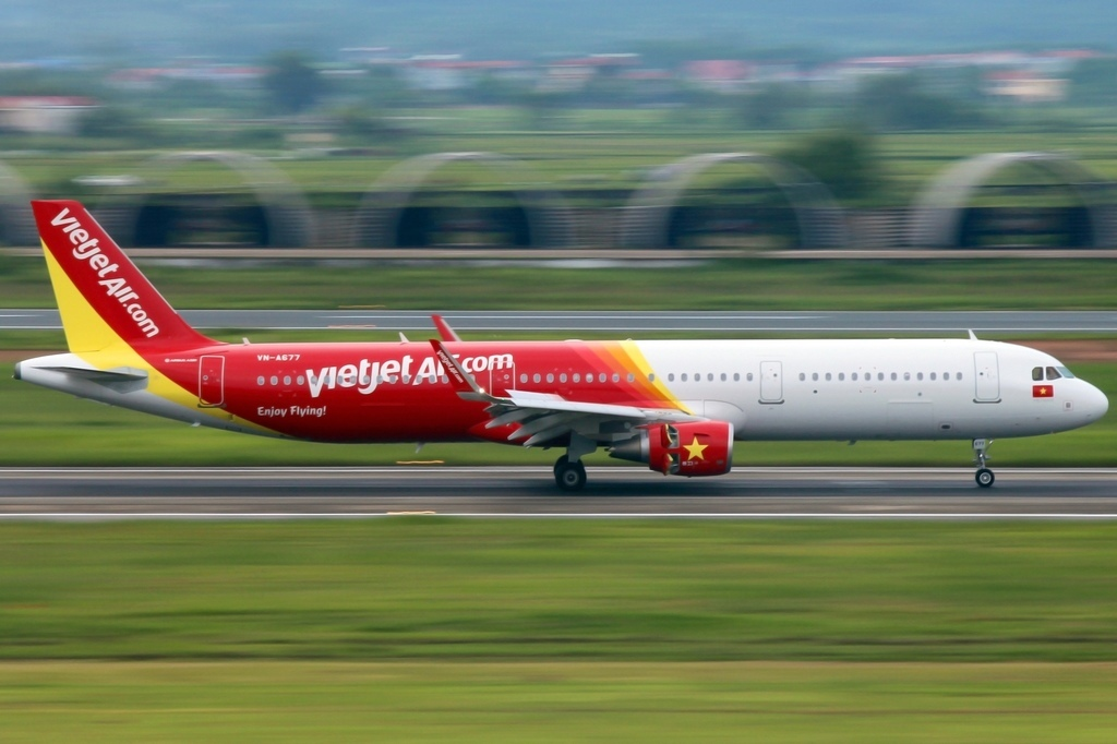 Vietjet speeds up in Taiwan with new route from HCMC to Taichung