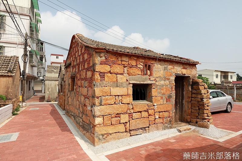 古樸的石頭屋