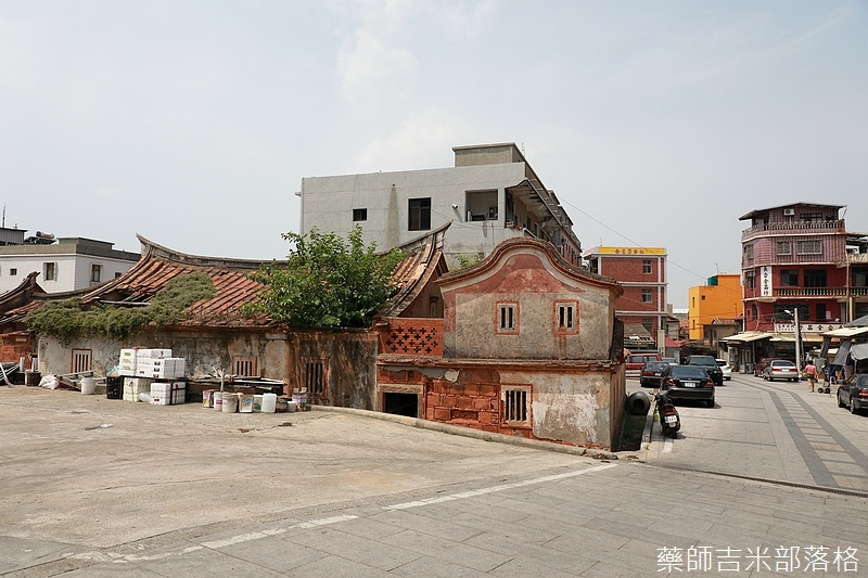 這邊的建築物都相當有歷史