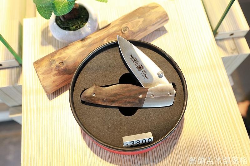 每個刀都好精緻