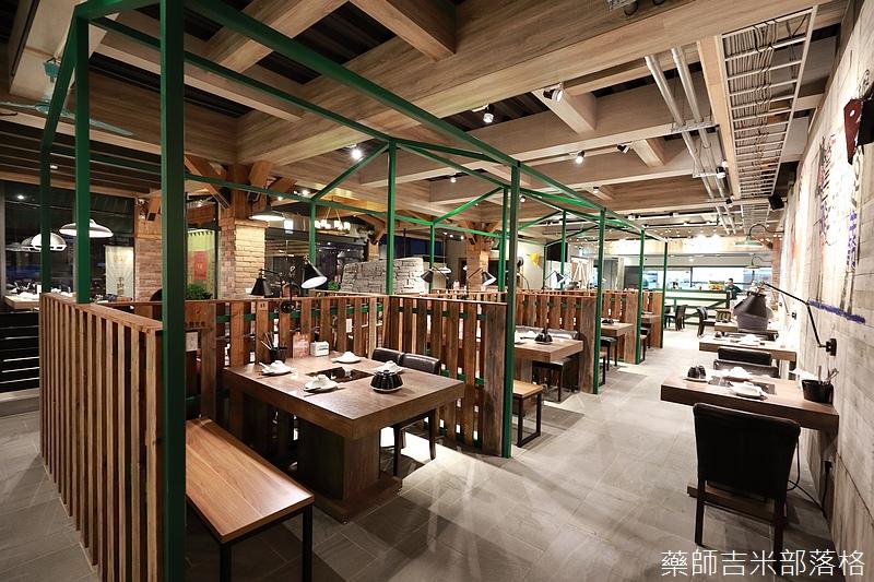 喬安牧場旗艦店-用餐區