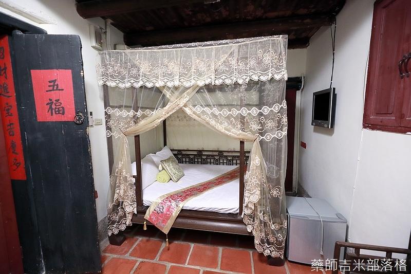 黑檀木床架的床