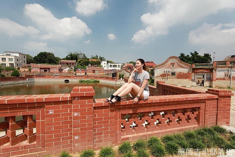 珠山村内的建筑群以薛氏大宗家庙为中心。