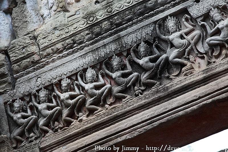 吳哥窟 寶劍寺 Preah Khan