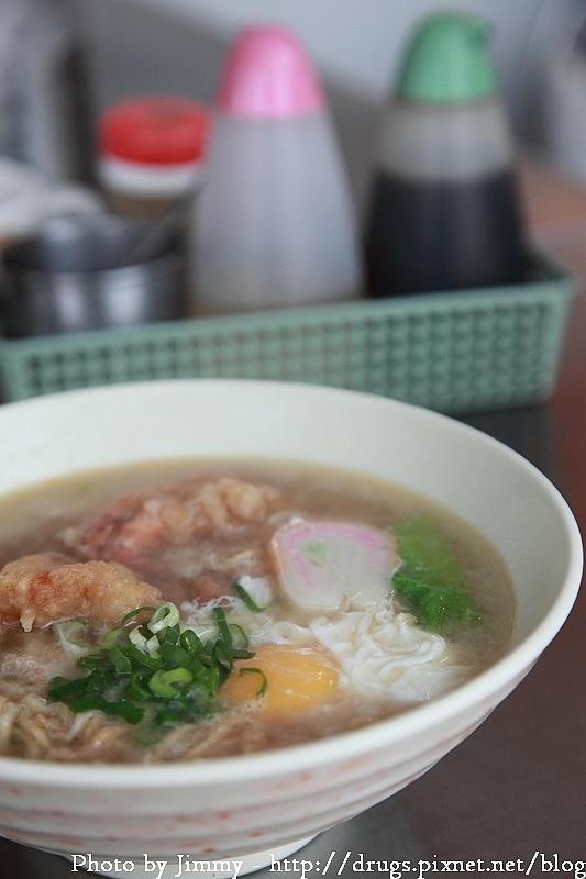 台南 民族鍋燒意麵 赤崁樓旁 美食