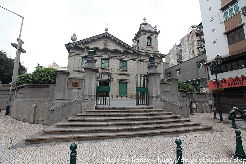 澳門 教堂 聖安多尼堂