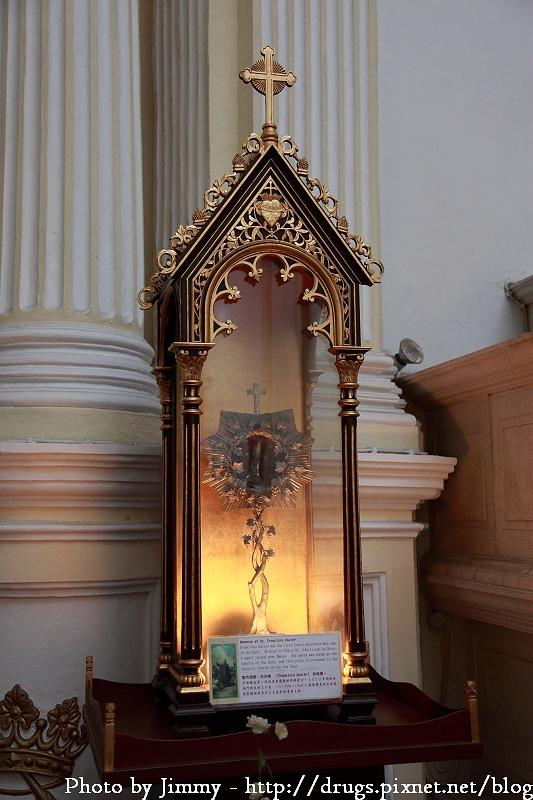 澳門 聖若瑟修院 聖堂 世界遺產