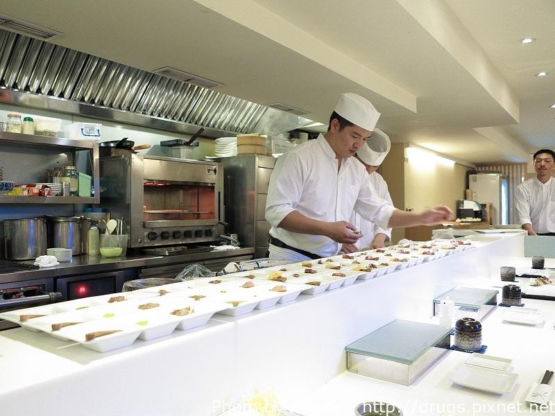 Canon G1X 拍 MASA 日本料理