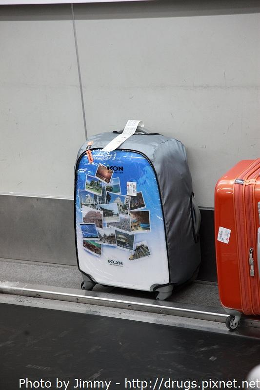 ikon 相片行李箱
