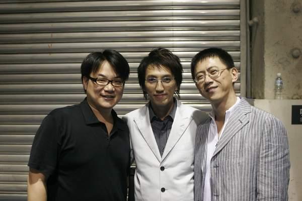 王博士與優客李林合影