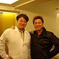 王博士與邰智源合影