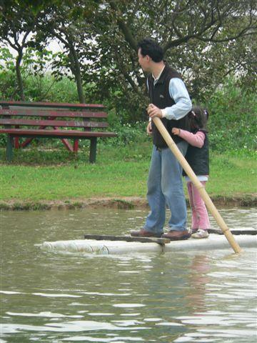 划竹筏嗎?