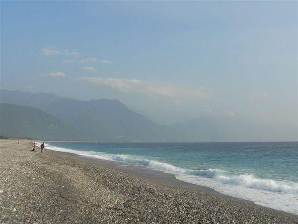 七星潭的美美海灘