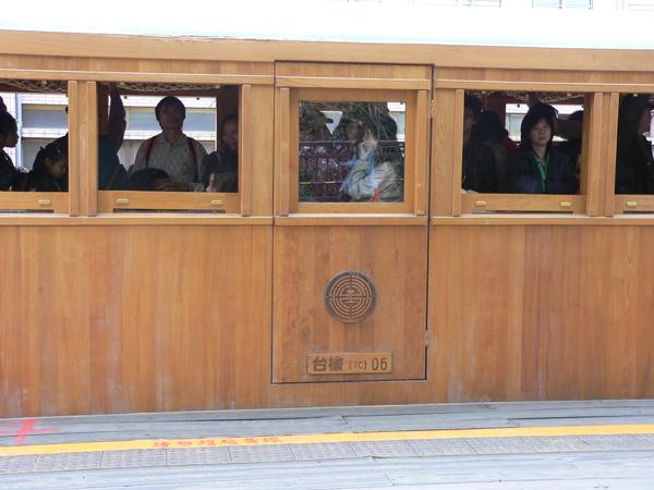 小火車車廂