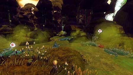 03出沒在沼澤深淵的旋流魚龍,看起來就不好對付,獵人們要小心。.jpg
