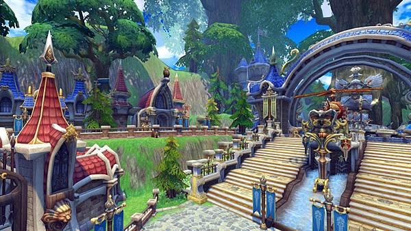 01在「帕拉城」展開狩龍獵人的冒險旅程