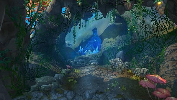 02「等級18,回音山道」,隱匿於山谷中的秘境,凶暴的野獸就居住於其中