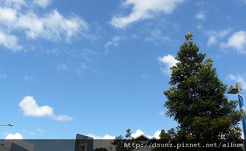 今天天氣很好