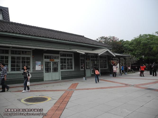 竹崎車站1