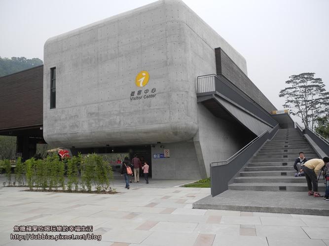阿里山遊客中心1
