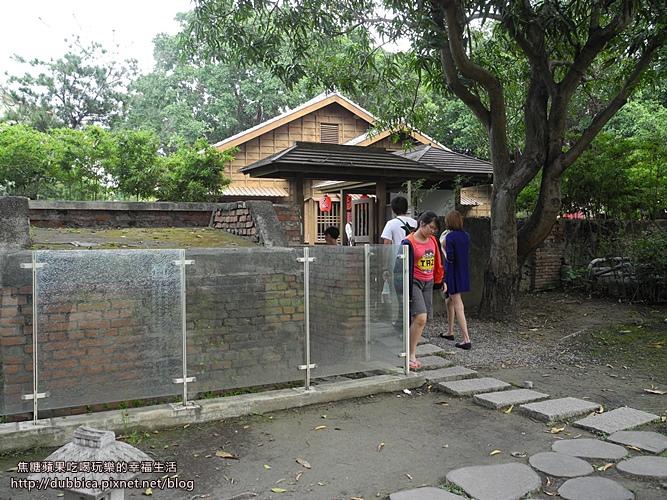 夕遊日式宿舍1